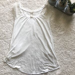 Free People | Lace Tank Top